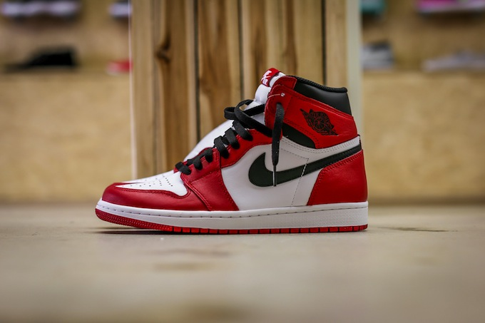 HypeBEATS - Air Jordan 1 Retro High OG